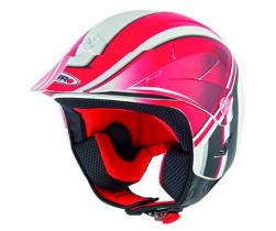 Casco de Trial